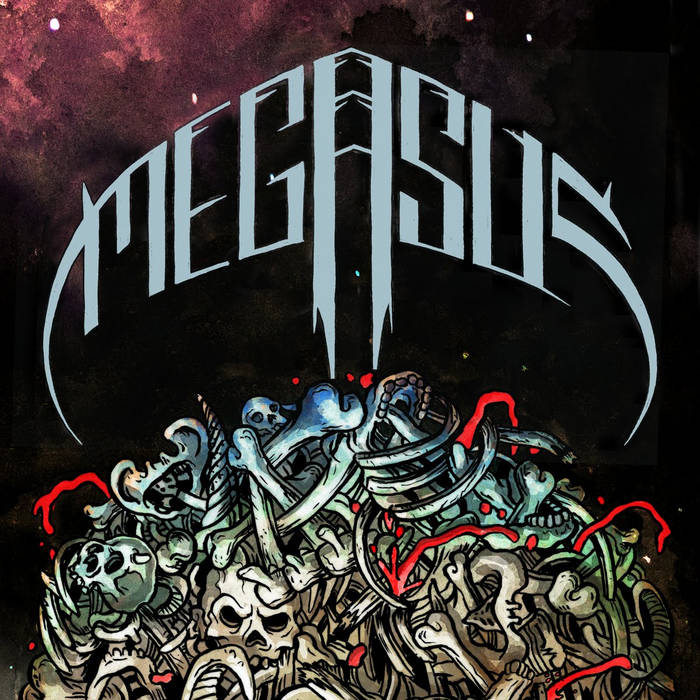 Menace Of The Universe cover art