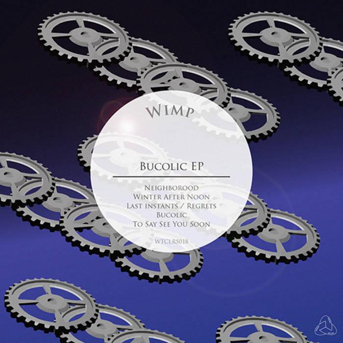 Bucolic EP cover art