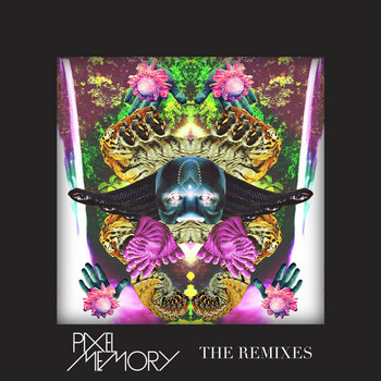 Pixel Memory: The Remixes cover art