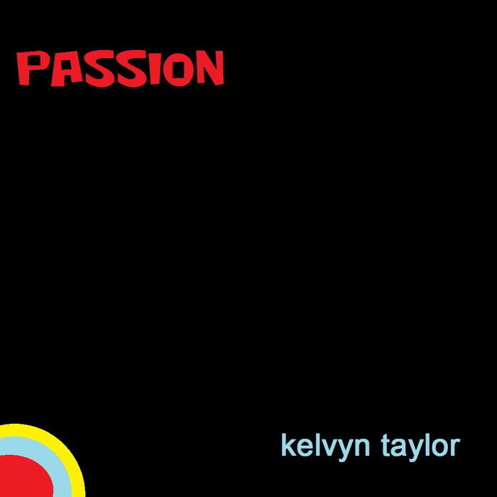 Passion cover art