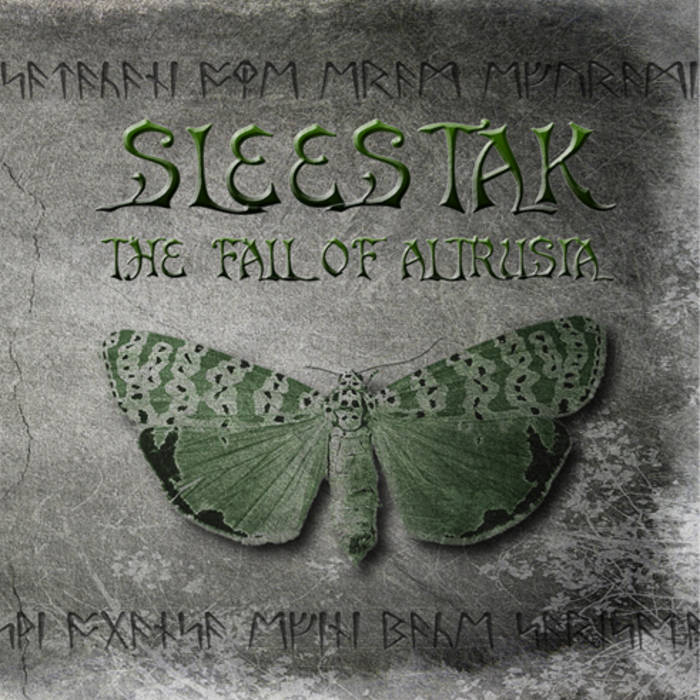 The Fall Of Altrusia cover art