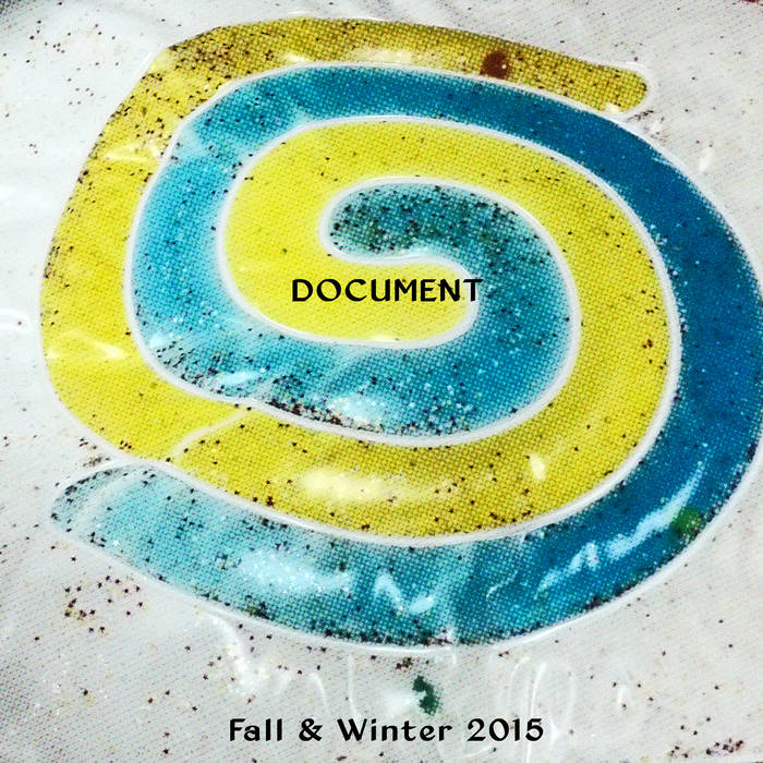 Fall & Winter 2015 Document cover art