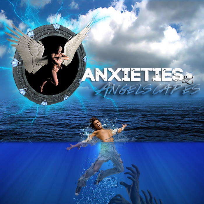 Anxieties & Angelscapes cover art