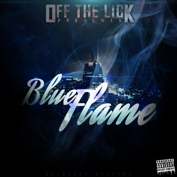 Blue Flame cover art