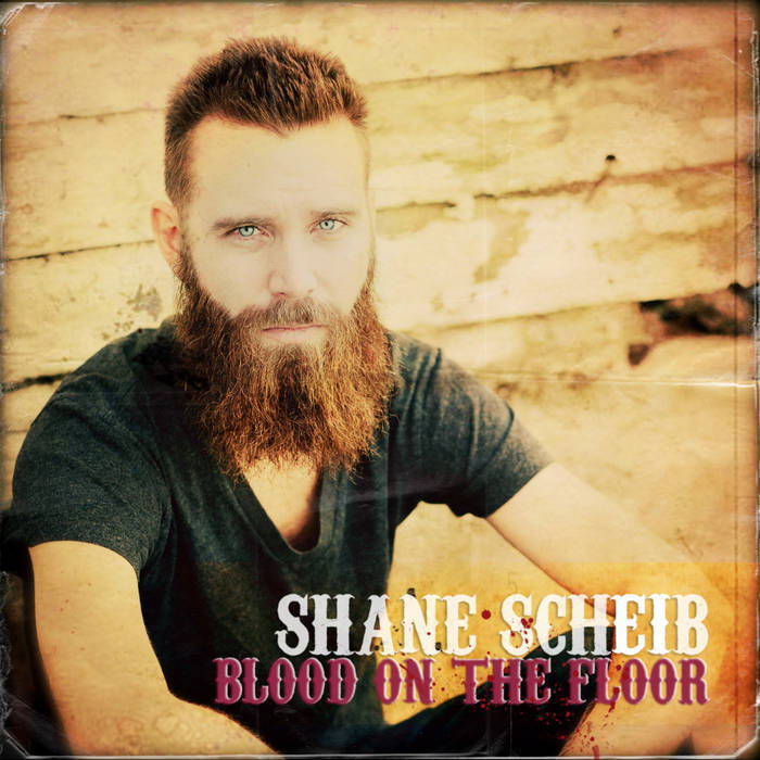 Blood on the Floor (Single) cover art
