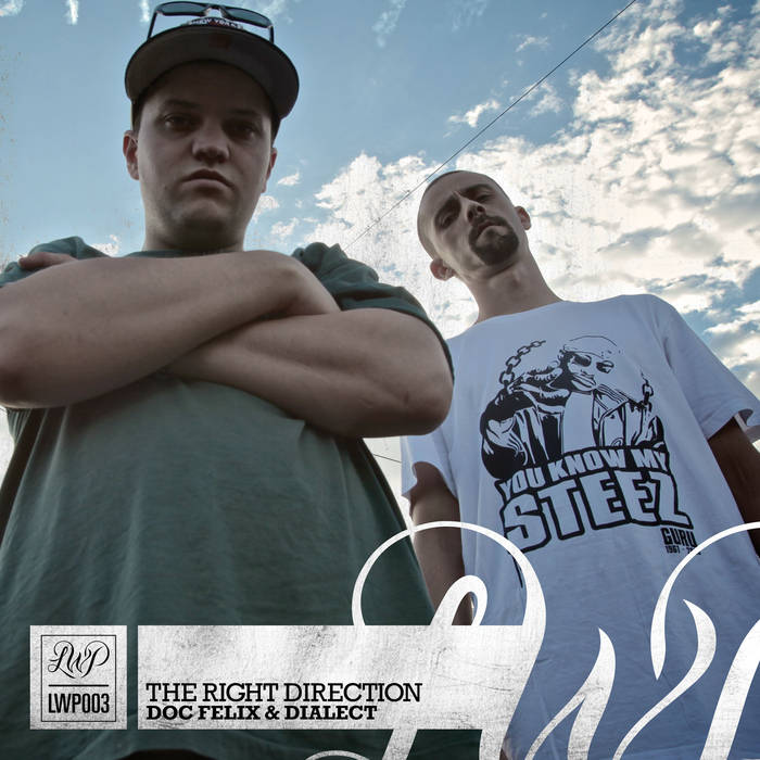The Right Direction feat Dialect cover art