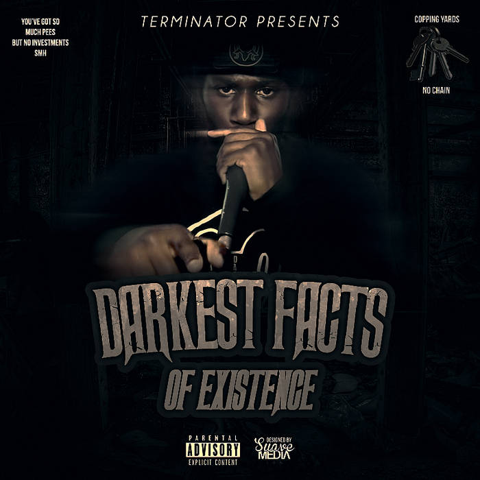 Darkest Facts Of Existence cover art