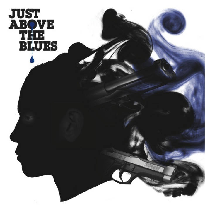 Just Above The Blues EP cover art