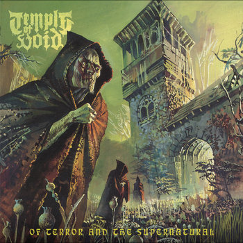 of Terror and the Supernatural cover art