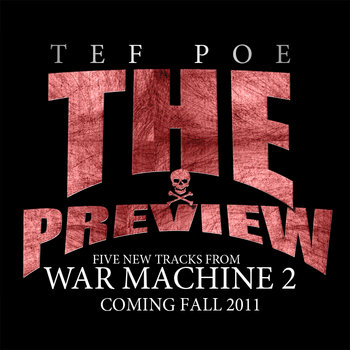 The Preview [EP] cover art