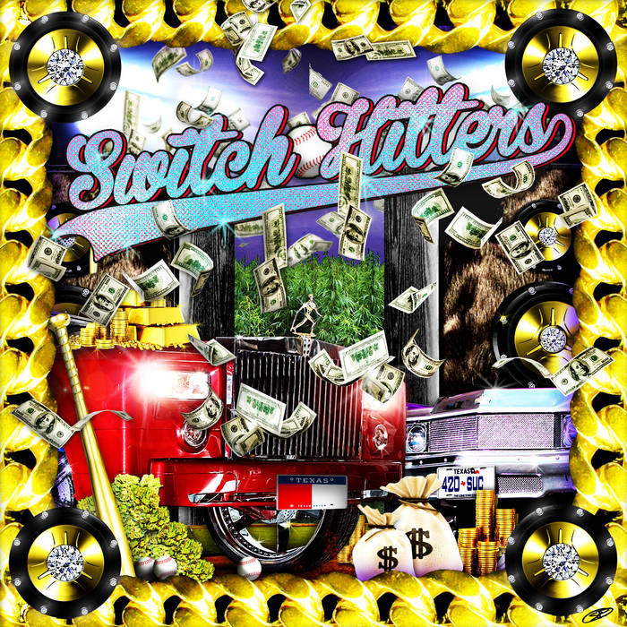 switch hitters cover art
