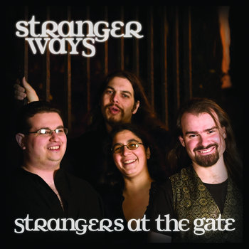 Strangers at the Gate cover art