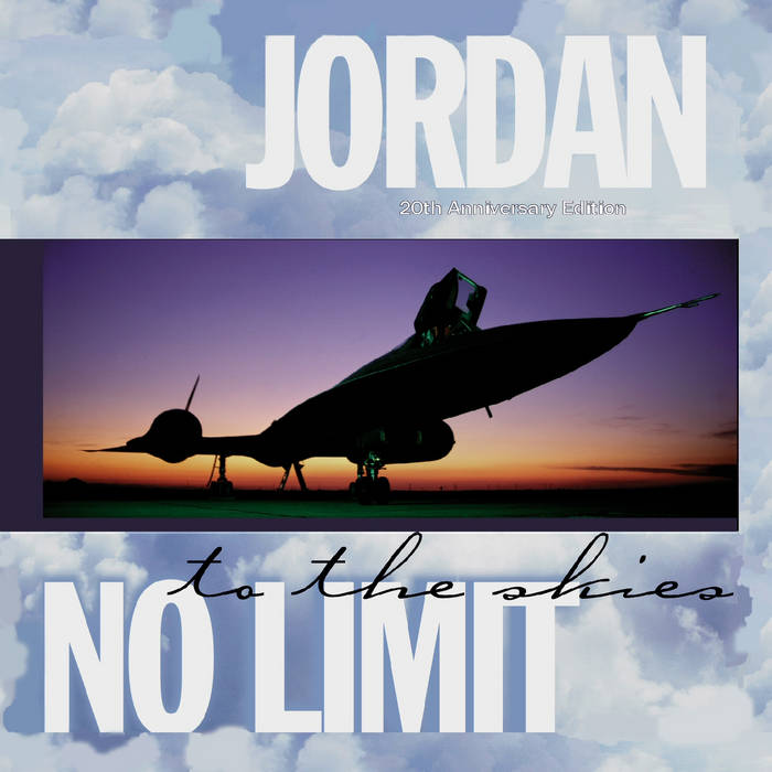 No Limit to the Skies* cover art
