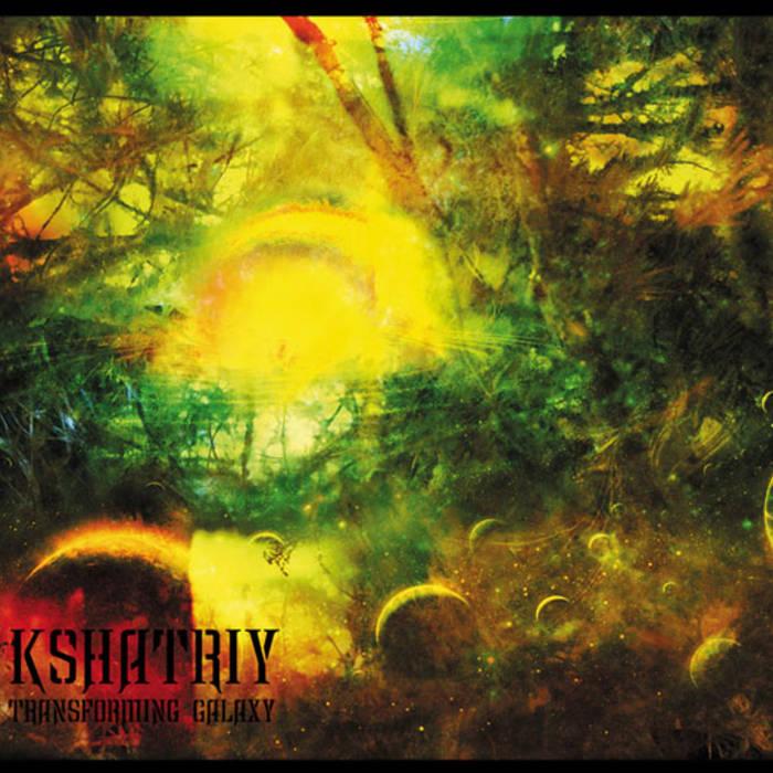 Transforming Galaxy cover art