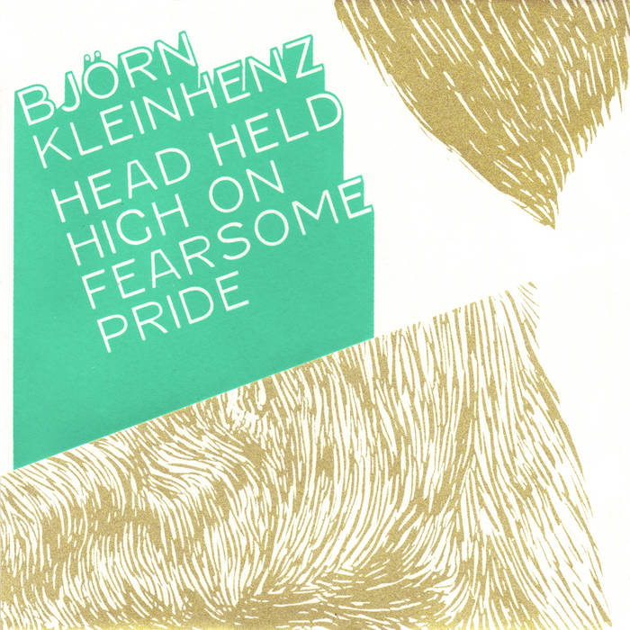 Head Held High on Fearsome Pride cover art