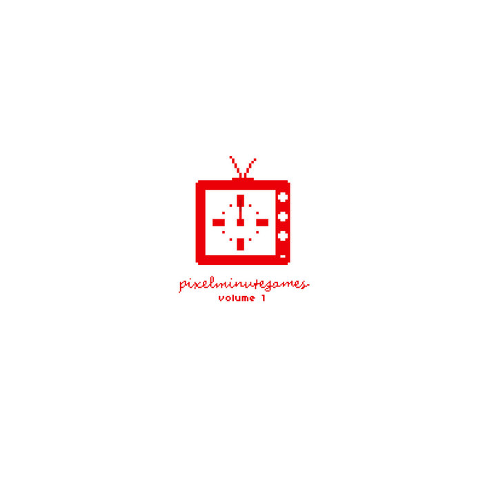 PixelMinuteGames Volume 1 cover art