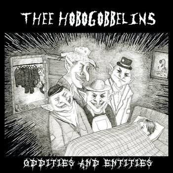 Oddities and Entities cover art