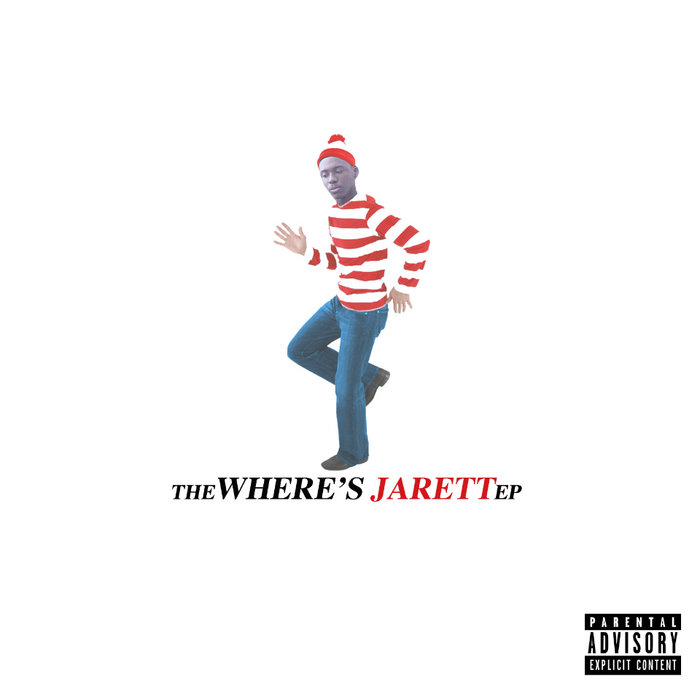 the Where's Jarett EP cover art
