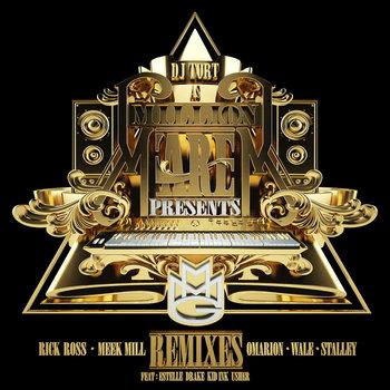 DJ TORT aka MILLION MAREK - MMG REMIXES cover art