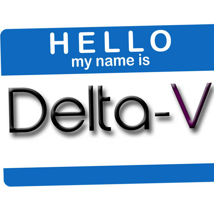 Delta-V - Hello cover art