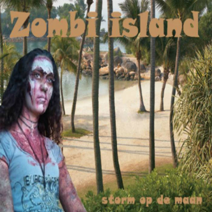 Zombi island cover art