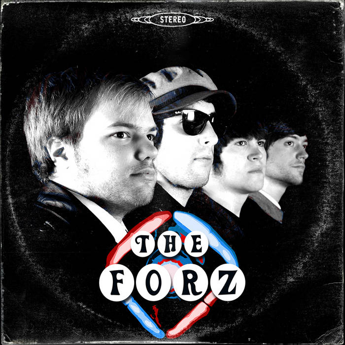 The FORZ cover art