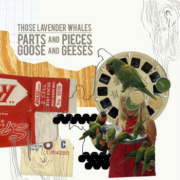 Parts & Pieces/Goose & Geeses cover art