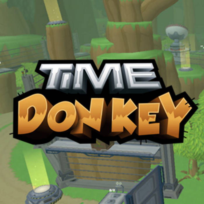 Time Donkey cover art
