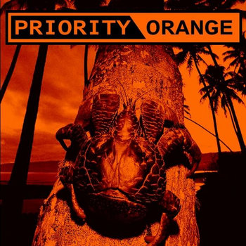 Priority Orange - EP cover art