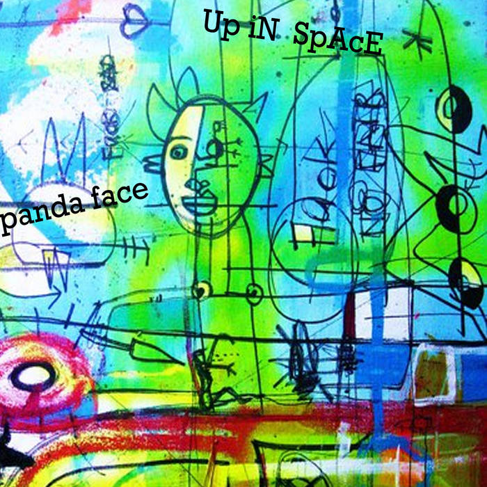 UP IN SPACE cover art