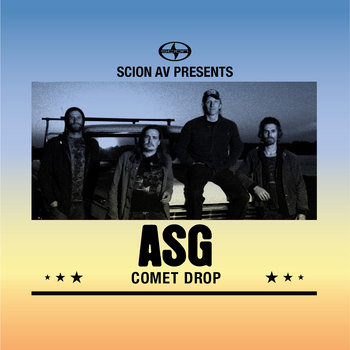 Scion AV Presents - Comet Drop - Single cover art
