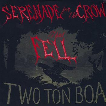 Serenade For The Crow That Fell cover art