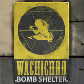 BOMB SHELTER cover art
