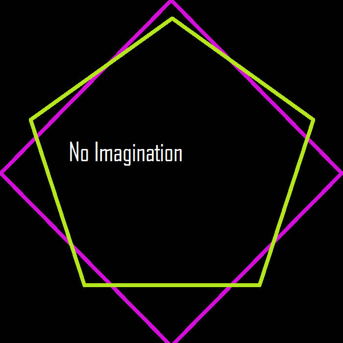 No Imagination (covers) cover art