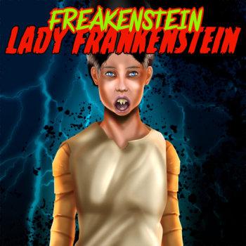 Lady Frankenstein cover art