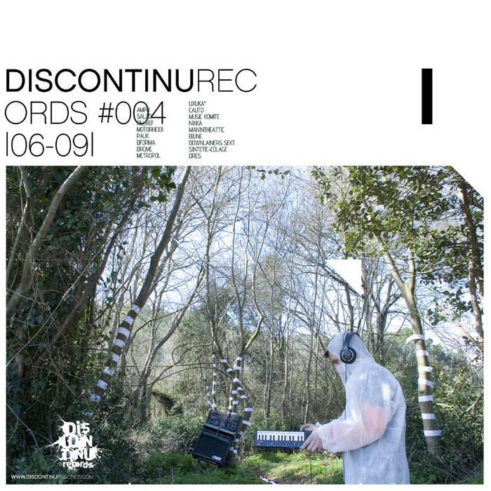 06/09 DiscontinuRecords cover art