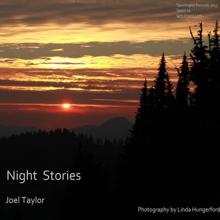 Night Stories cover art