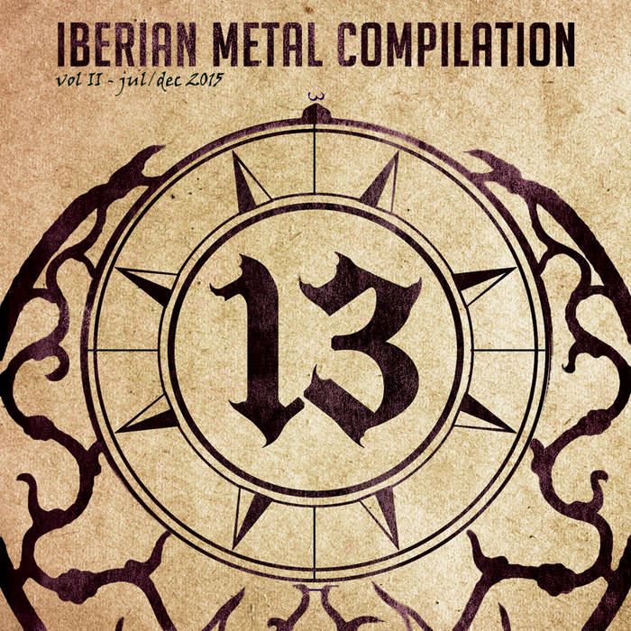 13 Iberian Metal Compilation vol.2 cover art