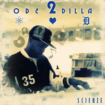Ode 2 Dilla cover art