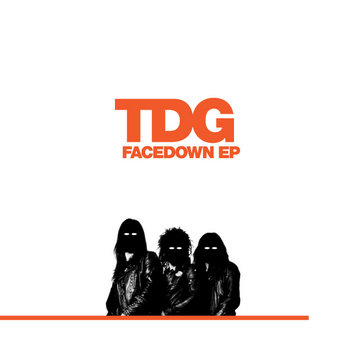 Facedown EP cover art