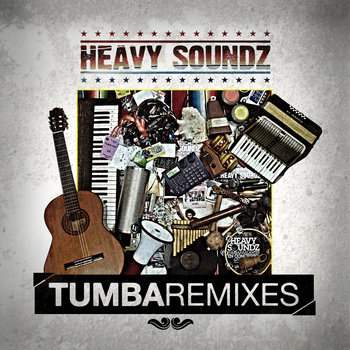 Tumba Remixes cover art