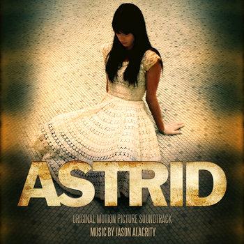 """ASTRID"" Soundtrack cover art"