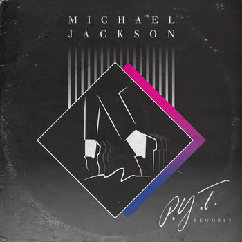 Michael Jackson - P.Y.T. cover art