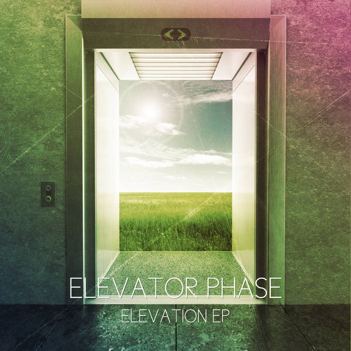 Elevation - EP cover art