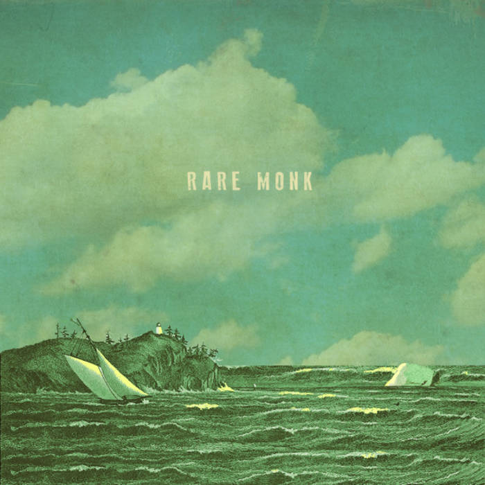 Rare Monk - Splice / Sleep Attack (Single) cover art