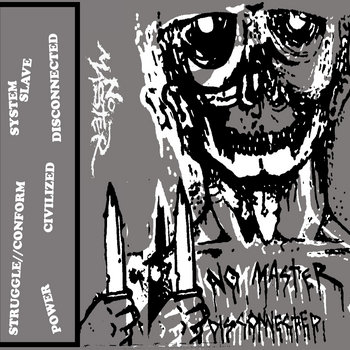 Disconnected–Tape cover art