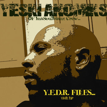 Y.E.D.R. FILES the Ep cover art