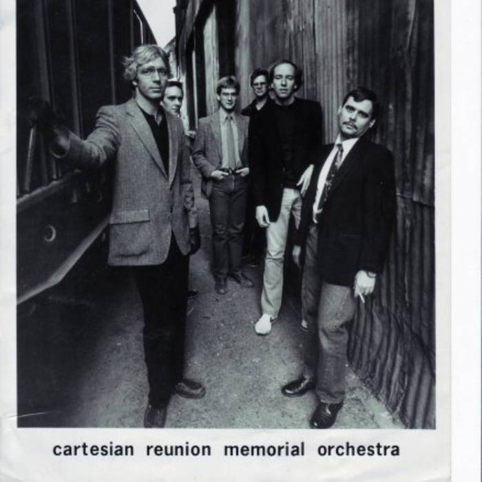 Cartesian Reunion Memorial Orchestra - The Moshier Works (Partial) cover art