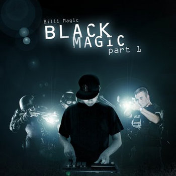 Black Magic (LP) cover art