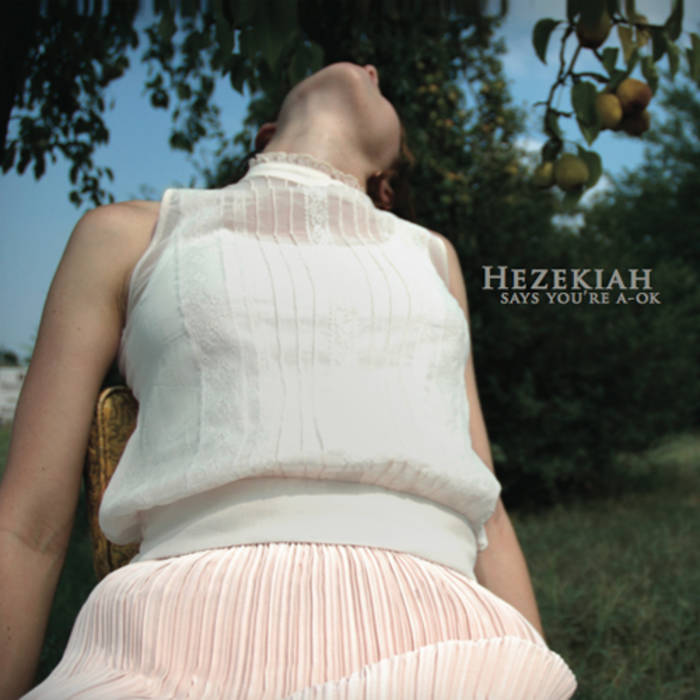Hezekiah Says You're A-OK cover art